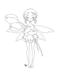 flower fairy... by sureya