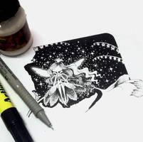 the midnight fairy... w.i.p