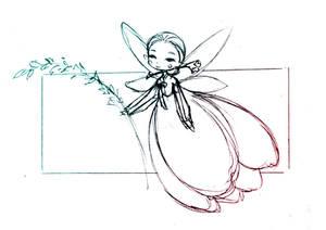 flower hanbok... draft