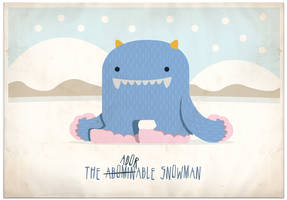 The Abominable Snowman by StepPuki