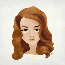 Lana del Rey by StepPuki