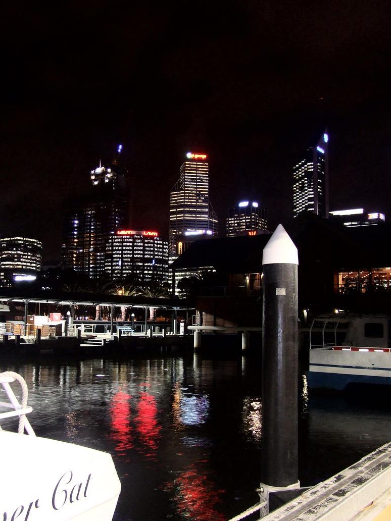 City Lights by matthew-lane