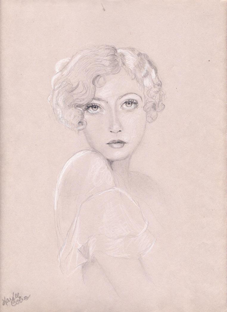 Marion Davies by MadAsAHatter15