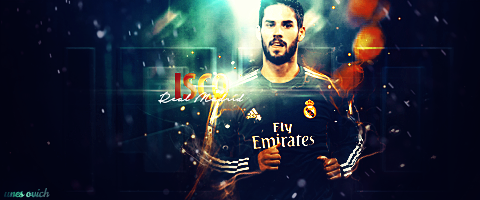 Isco Footy Sig by ovichman
