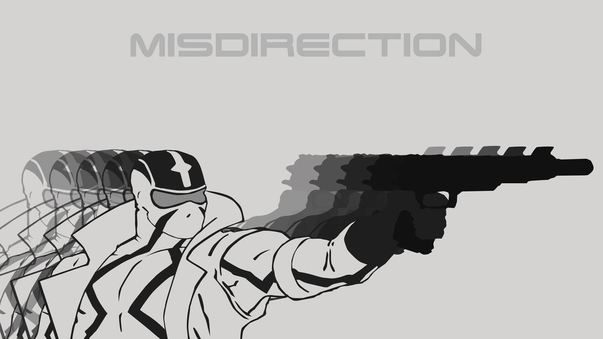 Misdirection - Fantomex wallpaper by Hotnuffsaid19