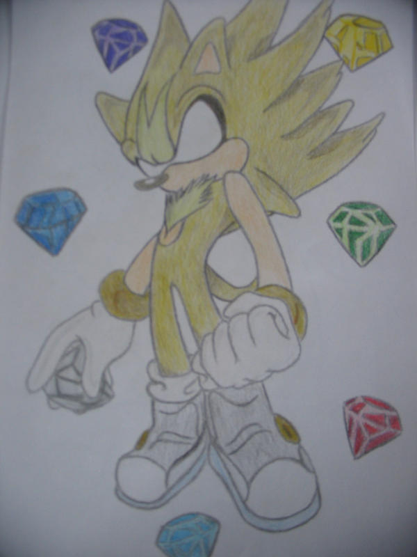 Super Logick The Hedgehog by Logick-The-Hedgehog