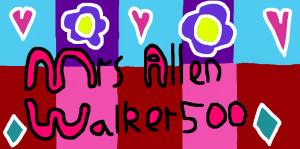 MrsAllenWalker500's Profile Picture
