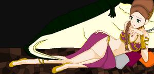 Luna (Slave Outfit)