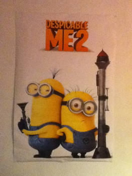 Despicable Me 2 Poster