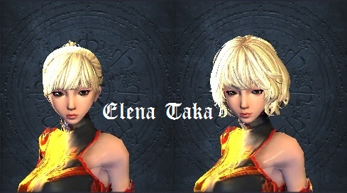 Elena Taka (Blade and Soul Character Creation) by MrsAllenWalker500