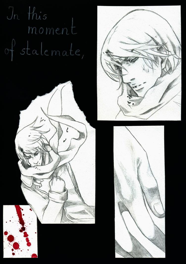 APH: danse macabre no.7 by bloodandpepper