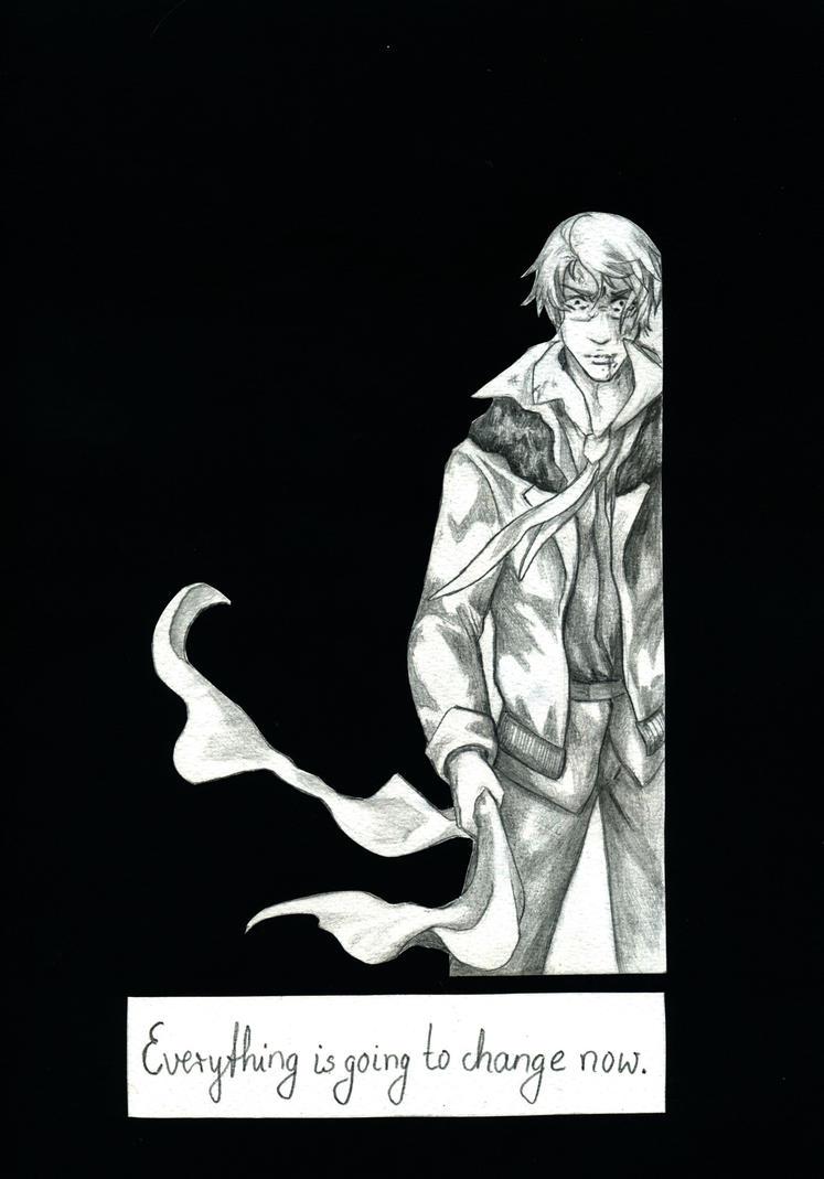 APH: danse macabre no.9 by bloodandpepper