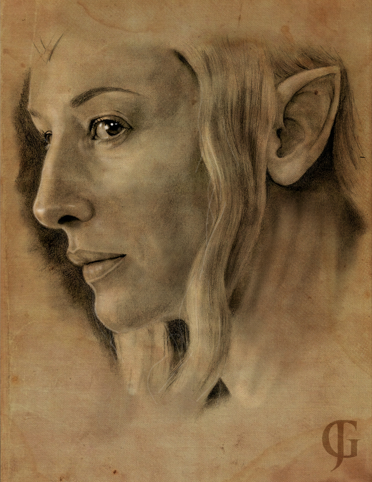 Galadriel by ShotLiver