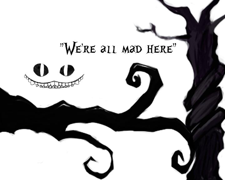 Cheshire Cat Gif Tumblr Quotes