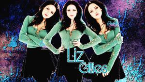 Liz Gillies Wallpaper