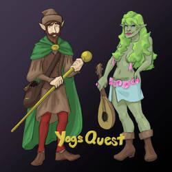 YogsQuest by Melleh17
