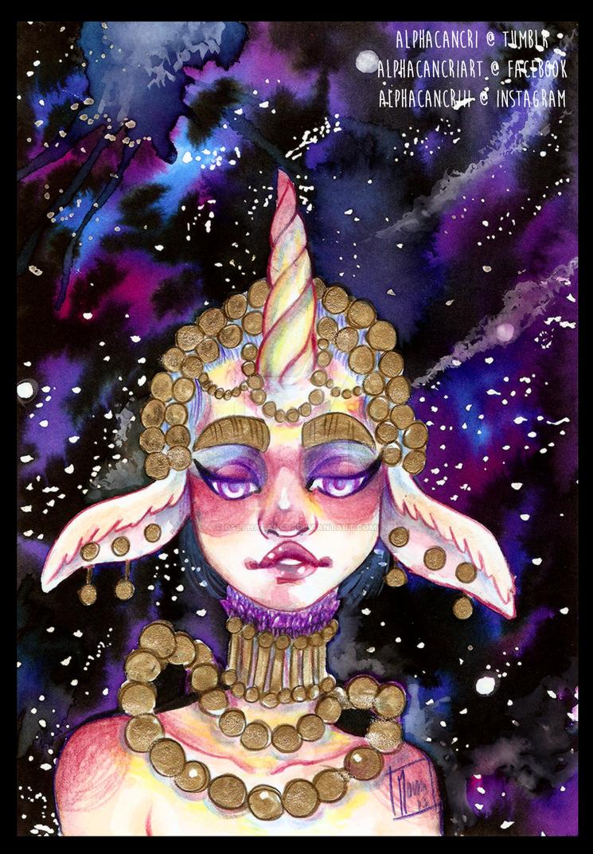 ::Space Unicorn:: by 0AlphaCancri
