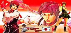 Sakura Kasugano Wallpaper