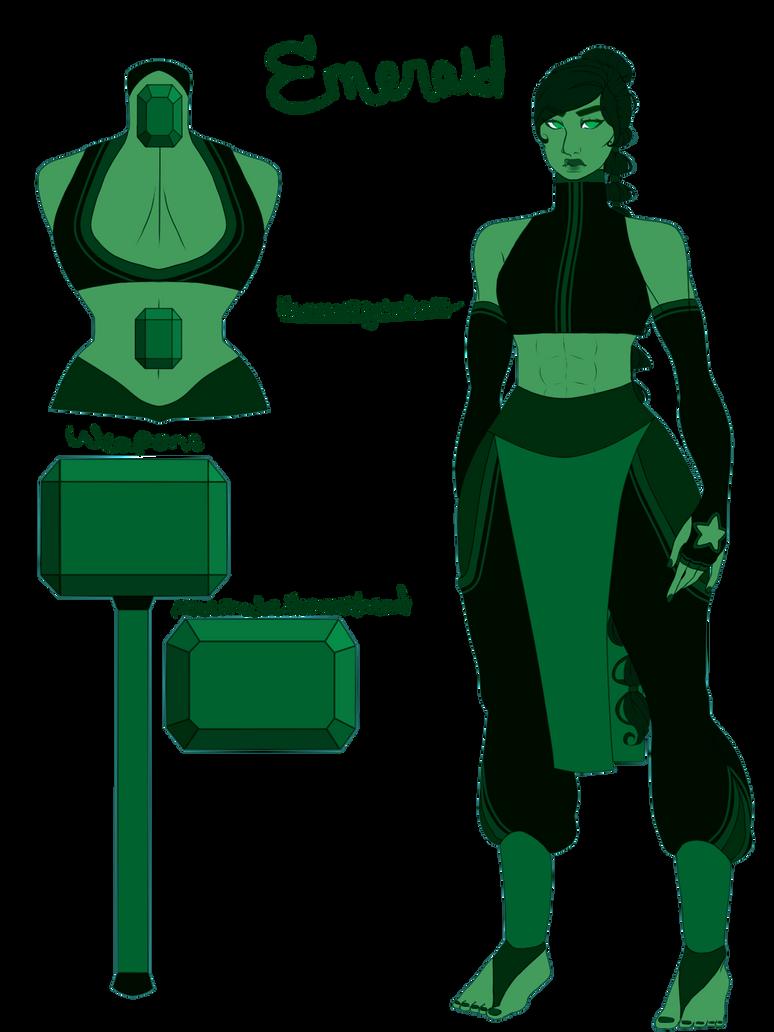 Emerald by hetalianlover13