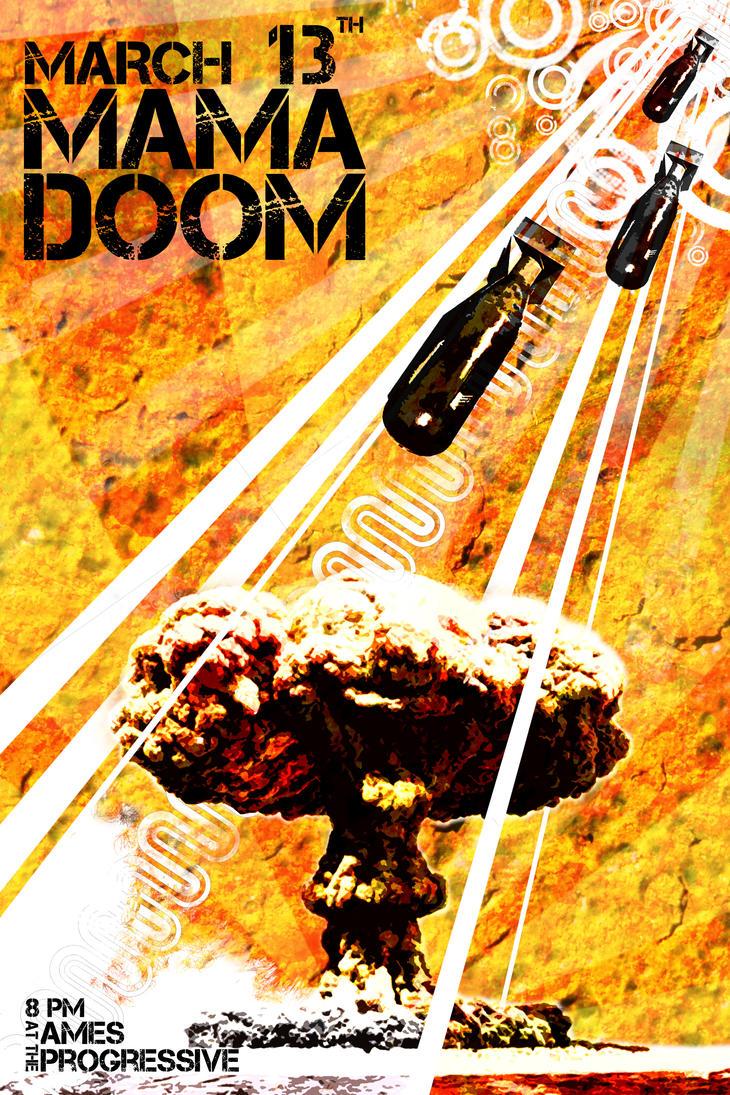 Mama Doom 2 by Zoomwafflez