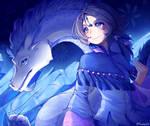Fubuki Shirou - Happy New Year