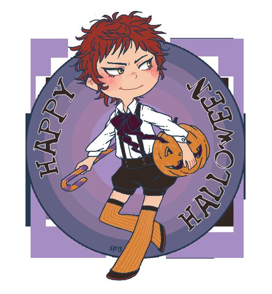K - halloween misaki. by MadH
