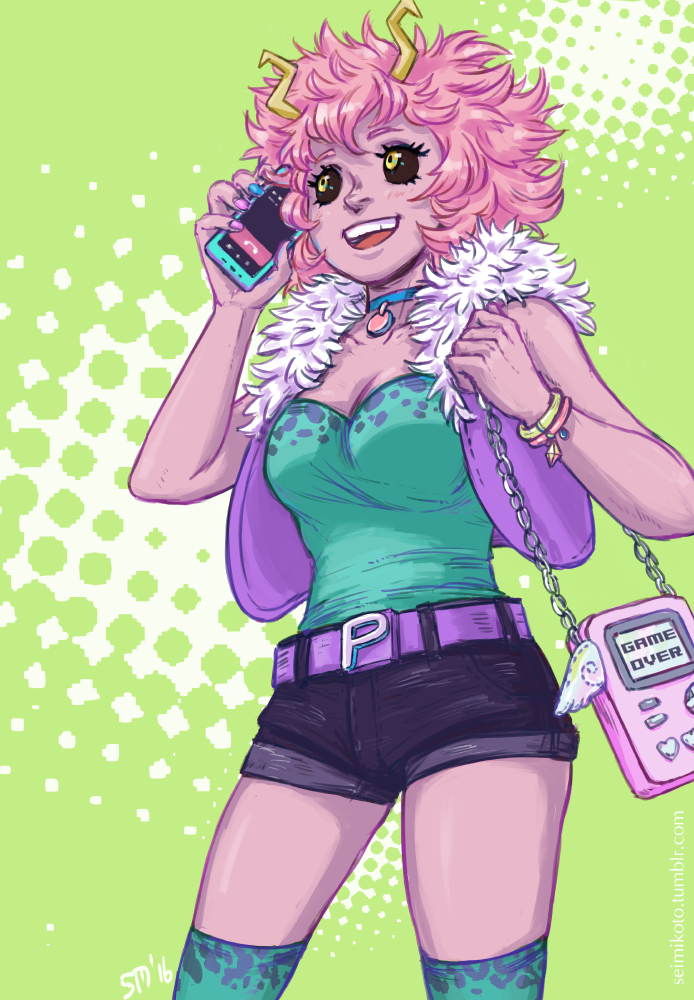 BNHA - pinky. by MadH