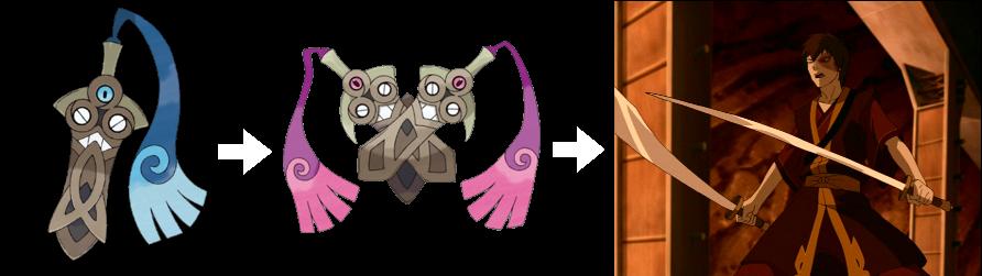 how to make honedge evolve