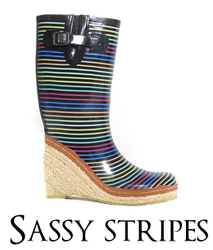 Sassy stripes by MemyTM