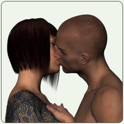 Kissy by figurosity