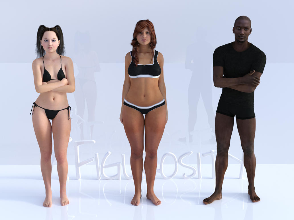 New muses for figurosity by figurosity