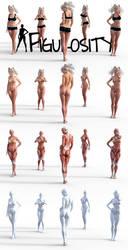 VICTORIA'S WELL KNOWN UNDERWEAR by figurosity