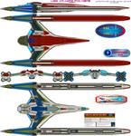 USS ATLANIS CVX-4575 update