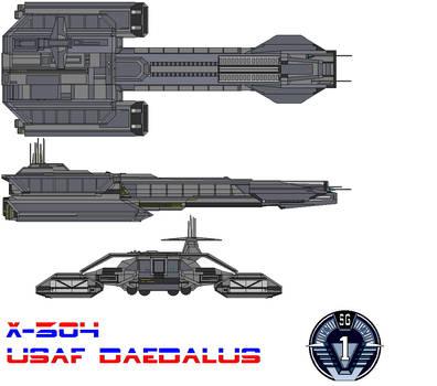 X-304USAF Daedalus