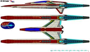 XF-105Eagle