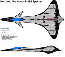 F-19B Specter by bagera3005