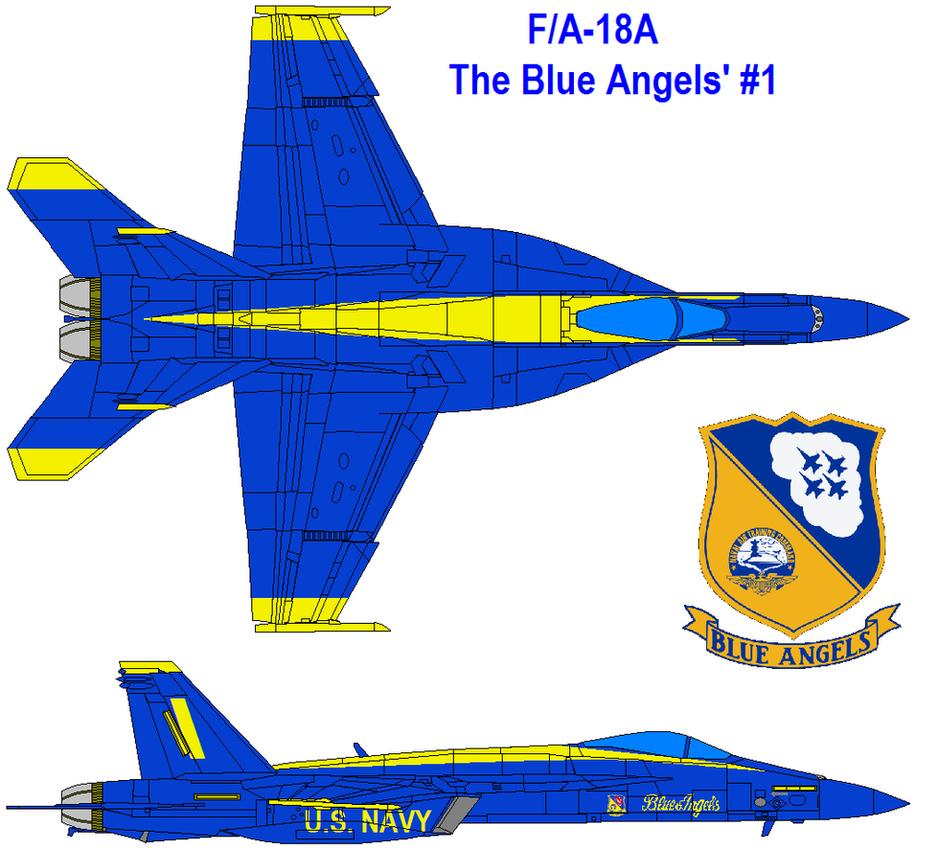 f 18 super hornet blue angels