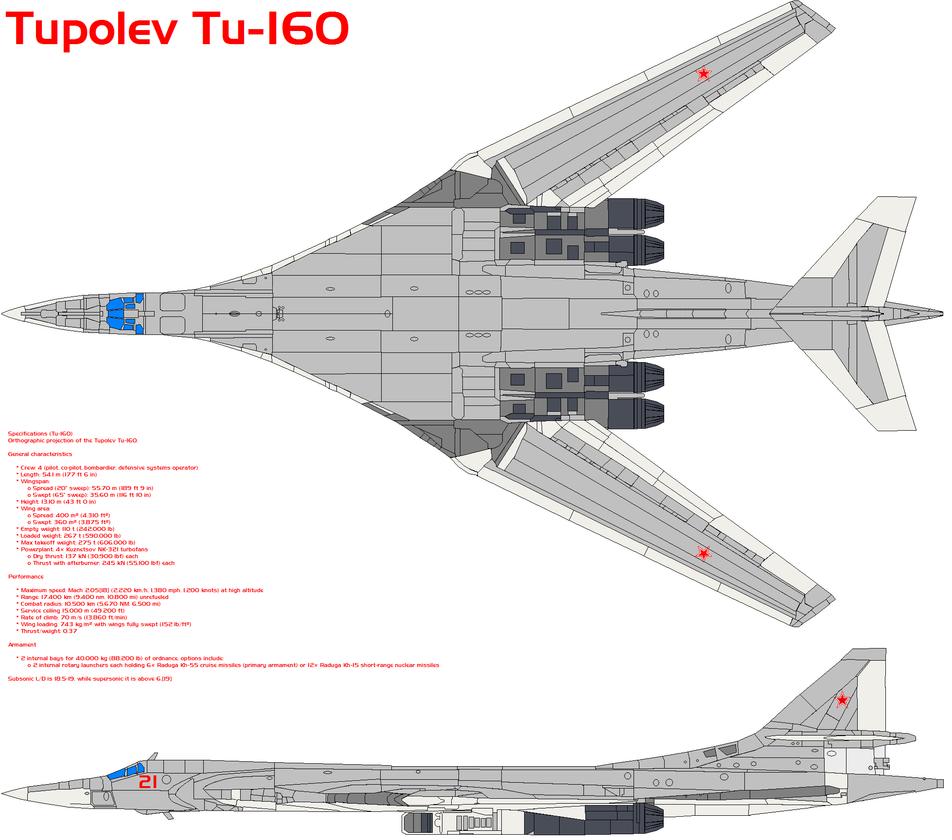 Tupolev Tu-160 Blackjack by bagera3005 on DeviantArt B1 Lancer Vs Tu 160