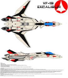 VF-19 Excalibur