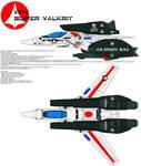 VF-1 super Valkyrie