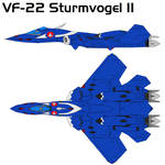 General Galaxy VF-22 Sturmvogel II