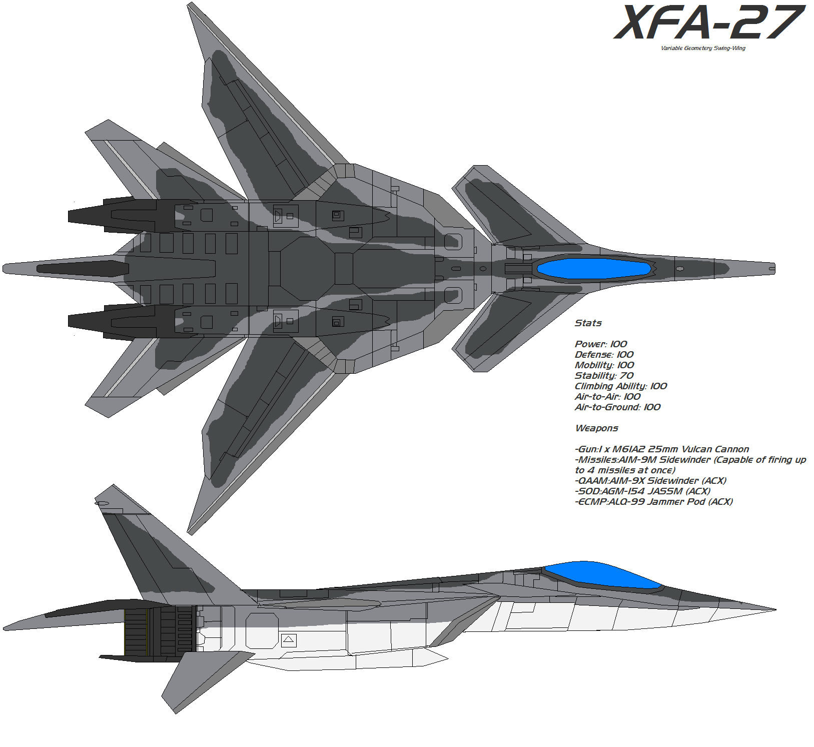 XFA-27 by bagera3005