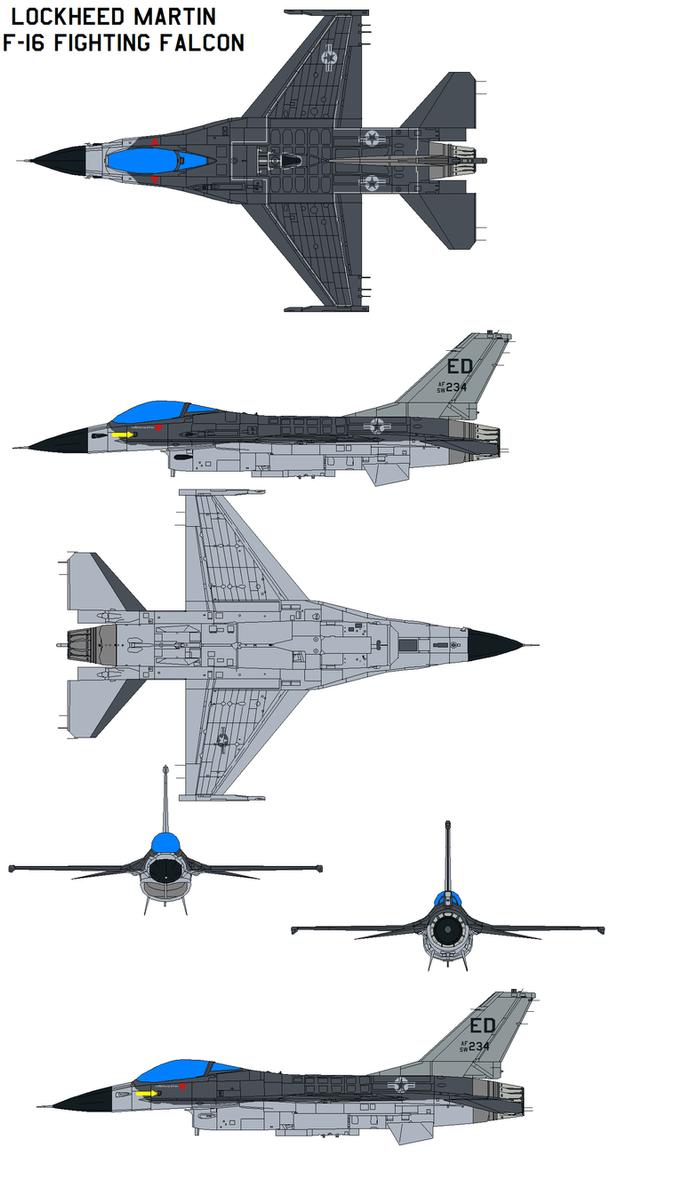 General Dynamics F-16 Fighting Falcon variants