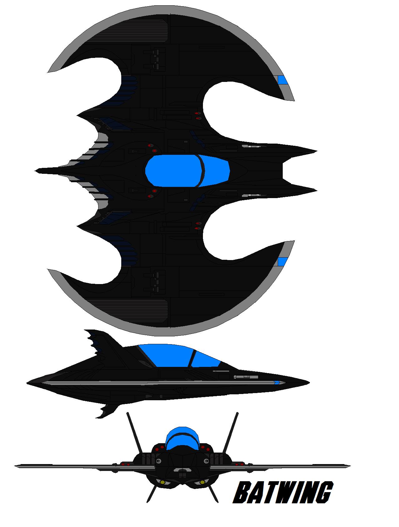 Batwing For A Suzuki Intruder Lc