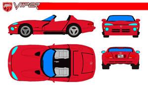 Dodge Viper RT10