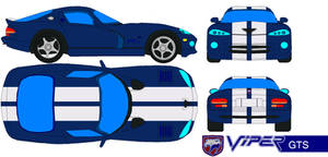 viper GTS by bagera3005
