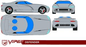 Dodge Viper Defender