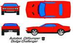 cliffjumper Dodge Challenger
