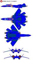 General Galaxy YF-21 Omega 1