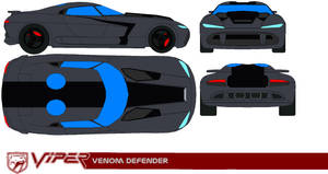 Dodge Viper Venom Defender by bagera3005